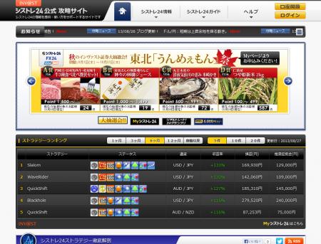 シストレ24攻略サイト